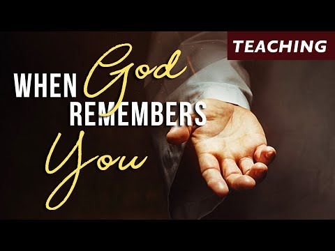 MUST WATCH - WHEN GOD REMEMBERS YOU // Prophet Ed Citronnelli