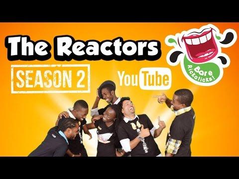 The Reactors Season 2 Episode 4 - Chinee Shop