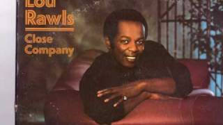 Watch Lou Rawls The Lady In My Life video
