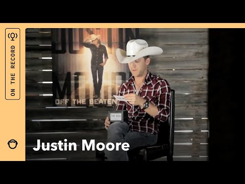 Justin Moore vs. The Box (interview)