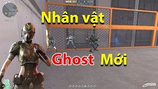 Bình Luận CF: nhân vật Evolved Ghost map NightFall Ver 2 - Anh Đã Già CF