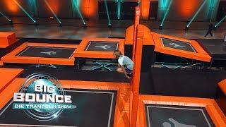 Big Bounce - Die Trampolin Show | Vincent Stenzel | Finale vom 02.03.2018