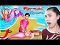 MERMAID REVENGE! - MERMAID RESCUE SECRET LOVE STORY - ( App Game )