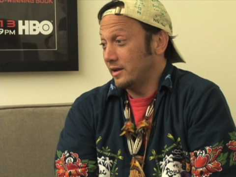 rob schneider interview