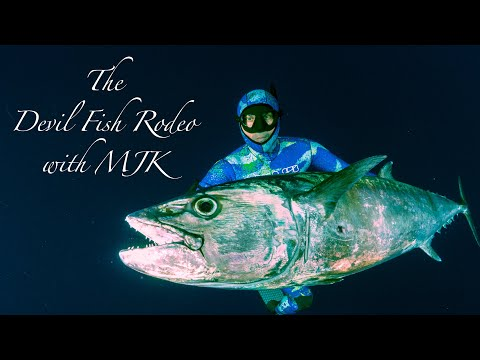Spearfishing Dogtooth Tuna In Madagascar With MJK