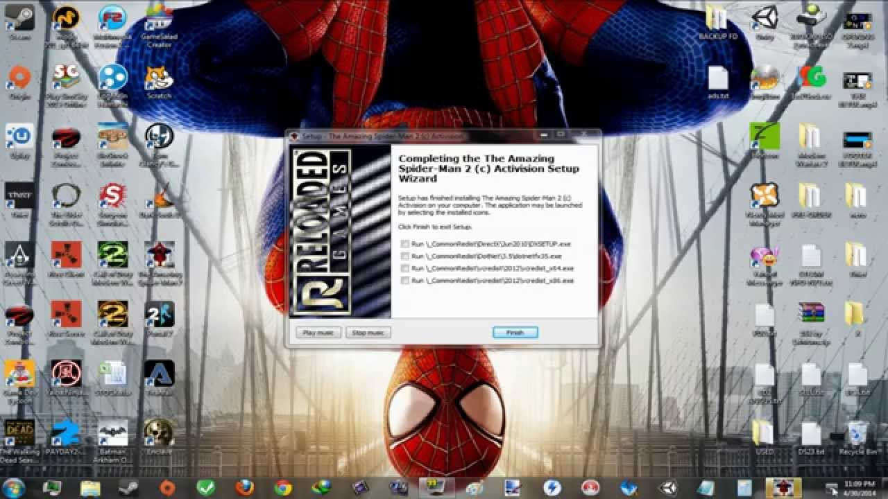 The amazing spider-man 2 android apk game. The amazing spider-man.