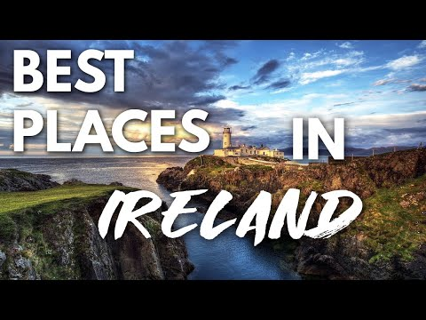 10 Best Travel Destinations in Ireland