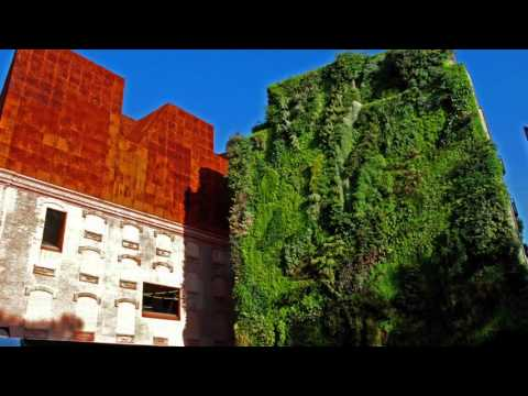 Caixa Forum Museum Vertical Garden - Project of the Week 3/14/16