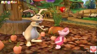 Disney's Piglet's Big Game   Rabbit Dream Part 18   ZigZag Kids HD