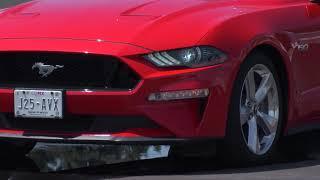 Prueba de manejo Ford Mustang GT