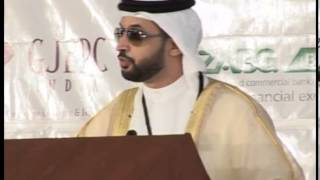 Ahmed Bin Sulayem speech at Zimbabwe Diamond Conference 2012