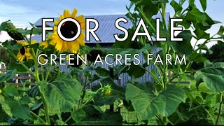 GREEN ACRES - A SMALL FARM IN TENNESSEE - IS FOR SALE