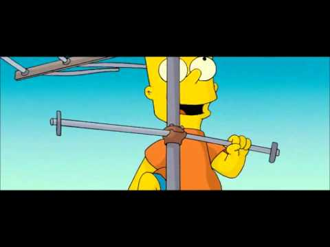 The Simpsons Movie Dare Contest Youtube
