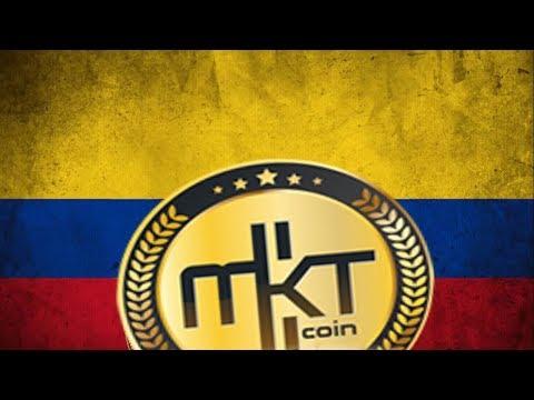 MKTCOIN, COLOMBIA SOMOS UNO