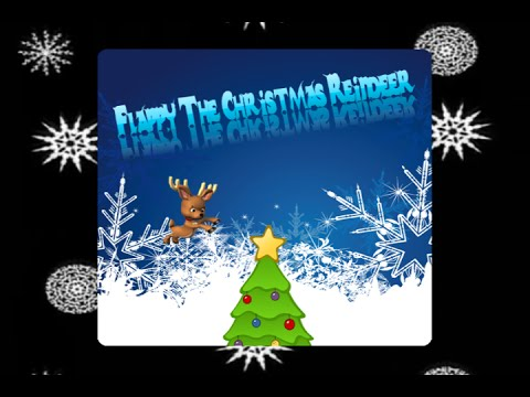 Flappy The Christmas Reindeer - Free Android Game