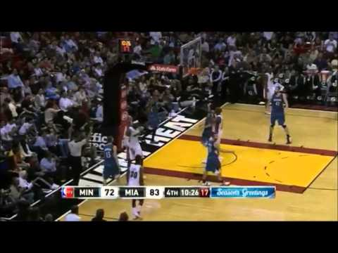 Lebron James Offense Highlights 2012/2013