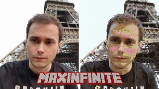MAXINFINITE IN MINECRAFT LUMEA YOUTUBERILOR