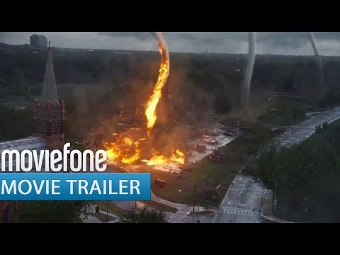 'Into the Storm' Trailer (2014): Richard Armitage, Sarah Wayne Callies, Jeremy Sumpter