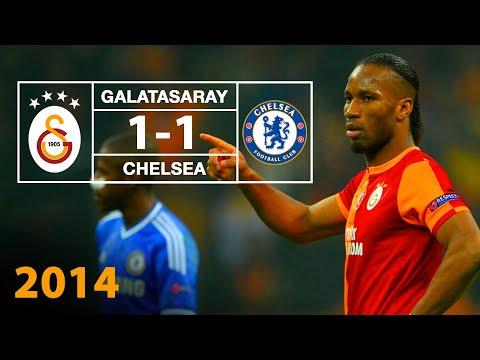 Şampiyonlar Ligi Özet | Galatasaray 1-1 Chelsea