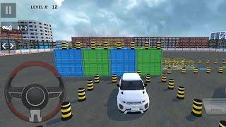 Car Parking Simulator Games : Prado Car Games 2021 screenshot 3