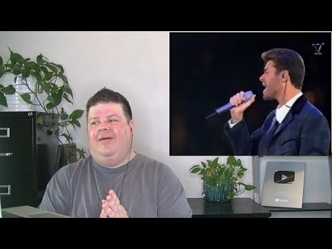 Voice Teacher Reacts To George Michael - One More Try