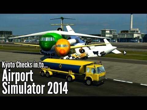 Airport Simulator 2014 (Warning: Contains Graphic Plane Sex)