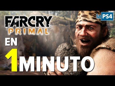 Far Cry Primal: Análisis en 1 minuto