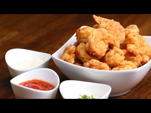 Easy Popcorn Shrimp