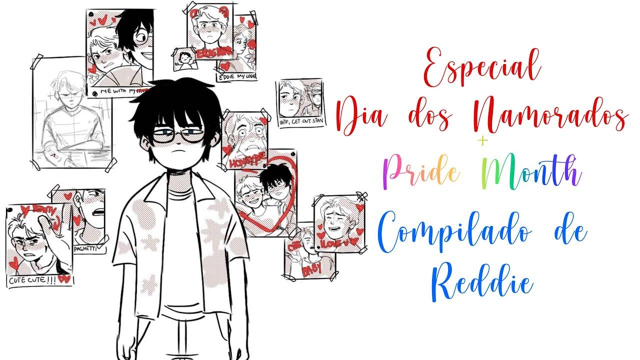 Compilado de Richie X Eddie - Especial de Dia dos Namorados e Pride Month (Fandublado PT/BR)
