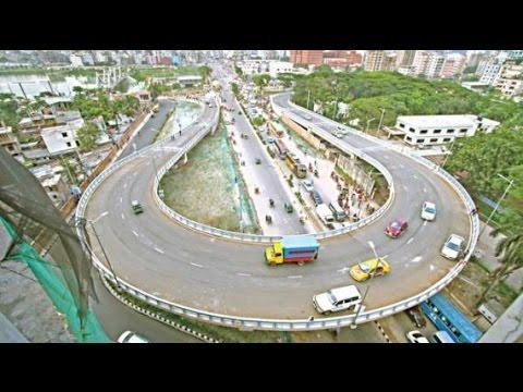 Hatirjheel Rampura Banasree U Loop