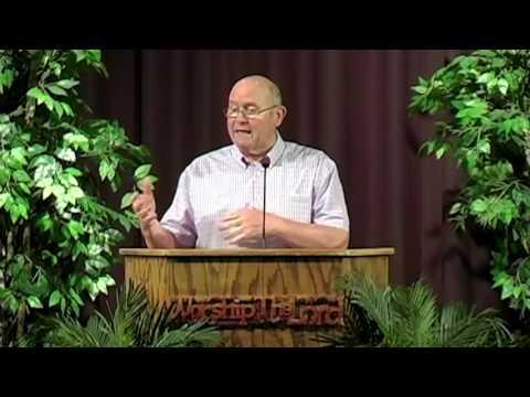 John 13:36 - 14:6 The Promise of Glory - Pastor Roger Cochran