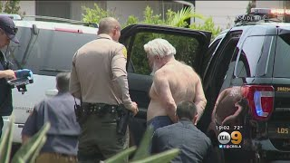 Man, 80, Allegedly Shoots Wife And Son In San Gabriel