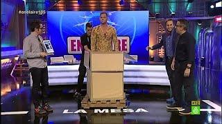 Nacho Vidal llega por arte de magia a
