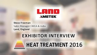 Steve Freeman (Land, England) about 10th Heat Treatment - 2016 Exhibition