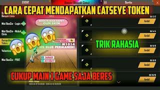 Cukup Main 1 Match Auto Bisa Claim Semua Catseye Token | FREE FIRE INDONESIA