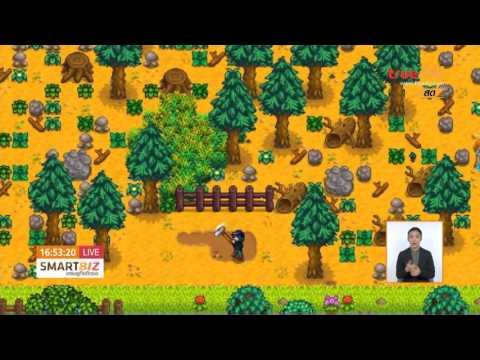 SmartBiz เศรษฐกิจติดจอ : ไทยอินเทรนด์เกมปลูกผักอินดี้