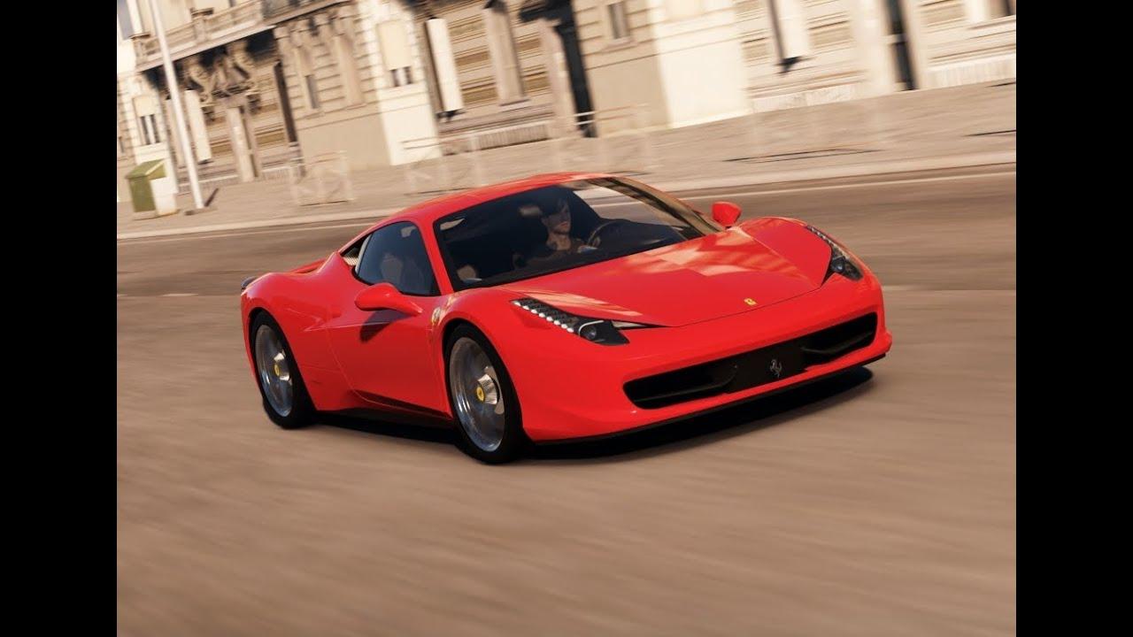 Forza Horizon 2 Ferrari 458 Italia Gameplay Xbox One
