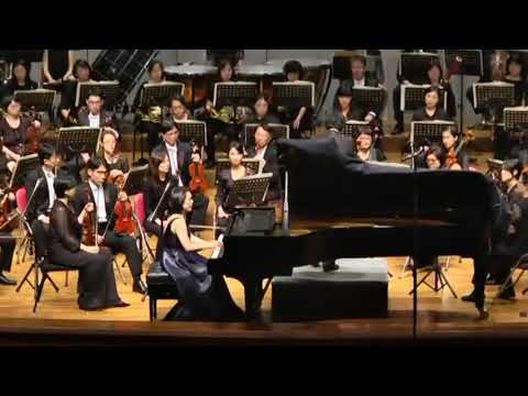 Ching-Yun Hu plays Rachmaninoff Rhapsody on a Theme of Paganini