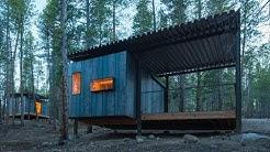 Colorado Outward Bound Micro Cabins | University of Colorado Denver | Colorado, United States | HD