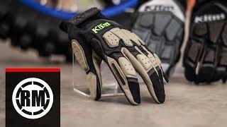 Klim Dakar Pro Dual Sport Mens Motocross MX Moto Off Road Dirt Bike ATV Gloves