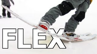 Snowboard - Choosing the BEST Snowboard Flex for You
