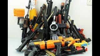 Box of Toys ! GUNS BOX Toys Military & Police equipment | Gun toy