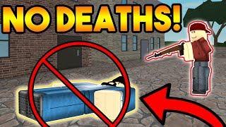NO HAY DESAFÍO DE MUERTES EN EL ARSENAL!? (ROBLOX)