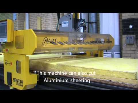 fiberglass insulation machine