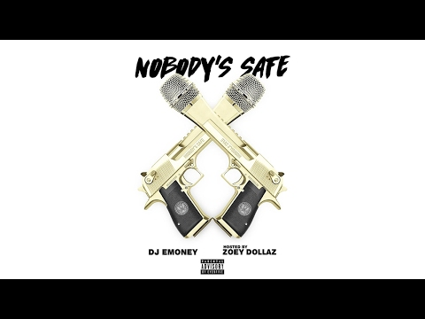Zoey Dollaz - Gang In The Lobby Feat. Don Q (Nobody's Safe)