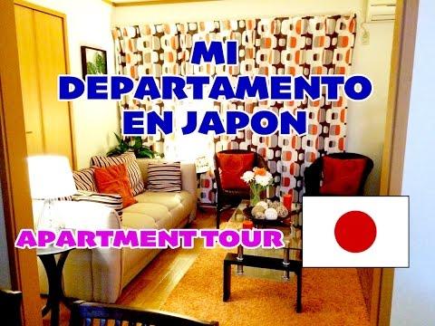 Mi Departamento en JAPON 🇯🇵🏡 (APARTMENT TOUR)
