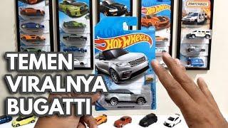 PLEASE WELCOME, RANGE ROVER VELAR | Hot Wheels Indonesia