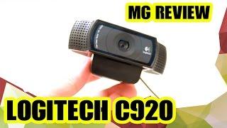MG Review Logitech C920 مراجعة - arabic