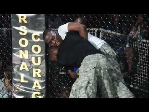 2012 Army Combatives Part 1