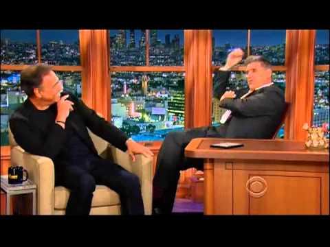 Craig Ferguson 5/14/14E Late Late Show Anthony Horowitz